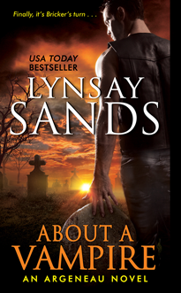 About a Vampire - Sands Lynsay